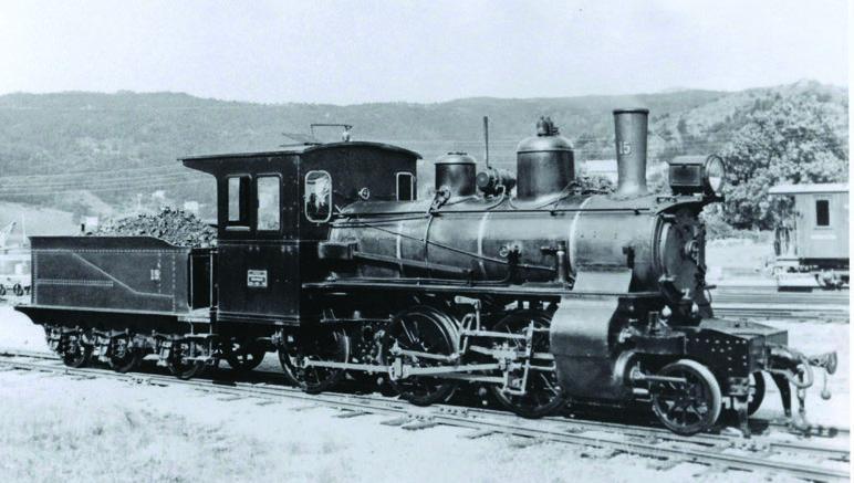 Flekkefjordbanen - Lokomotiv